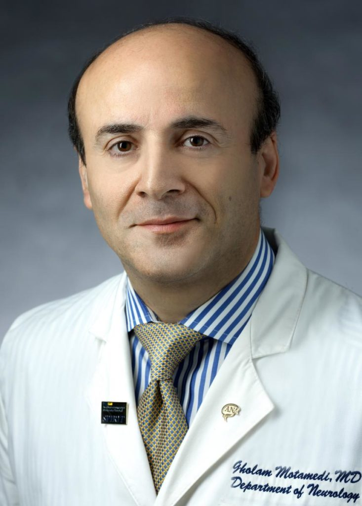 Gholam Motamedi, MD