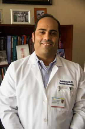 Charbel Moussa MBBS, PhD