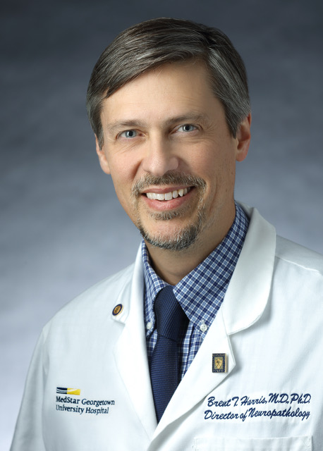 Brent Harris, MD, PhD