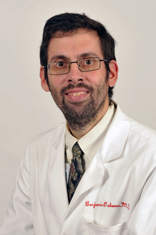 Dr. Benjamin Osborne, Multiple Sclerosis Specialist