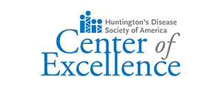 logo for Huntington Disease Society of America (HDSA) Center of Excellence