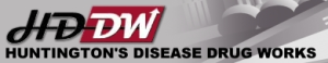 Huntington's Disease Drug Works logo